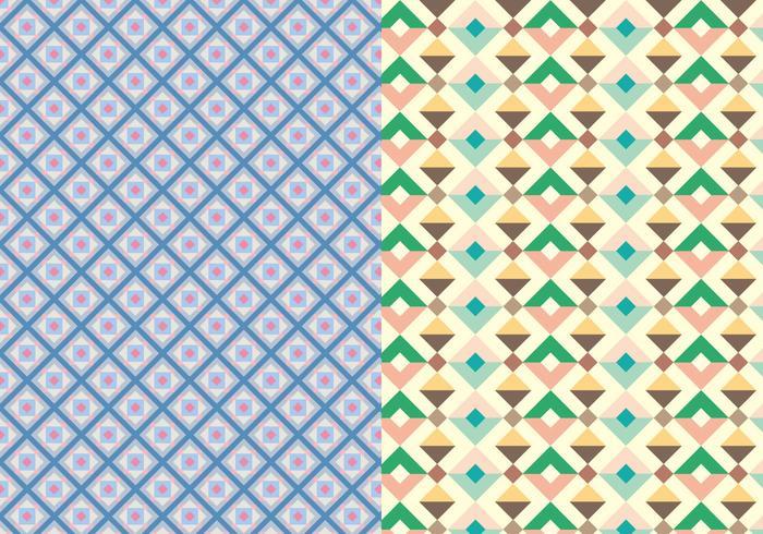 Abstrakt dekorativt mönster vektor
