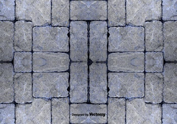 Kopfstein Vektor Textur
