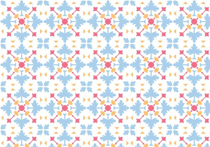 Mosaik Muster Hintergrund vektor