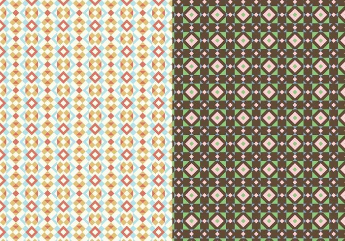 Motiv geometriskt mönster vektor