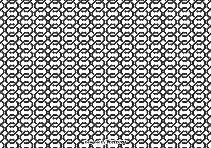 Freie Mode Geometrische Vektor Muster