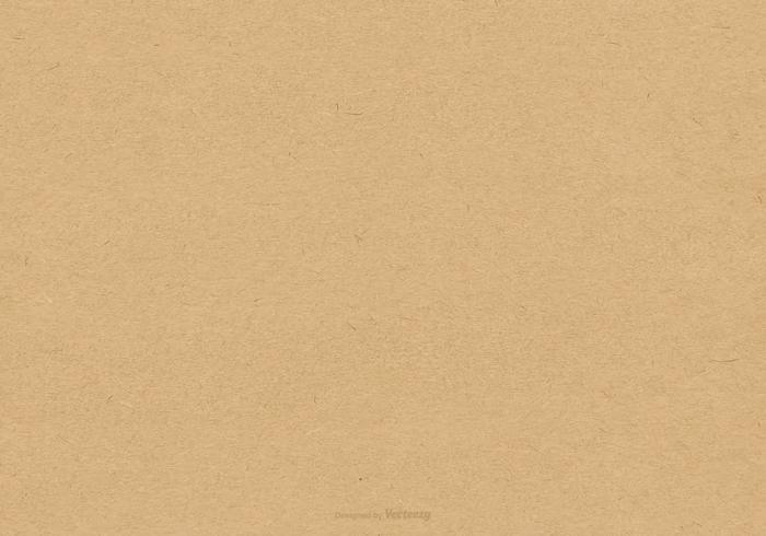 Brown Papier Textur Vektor