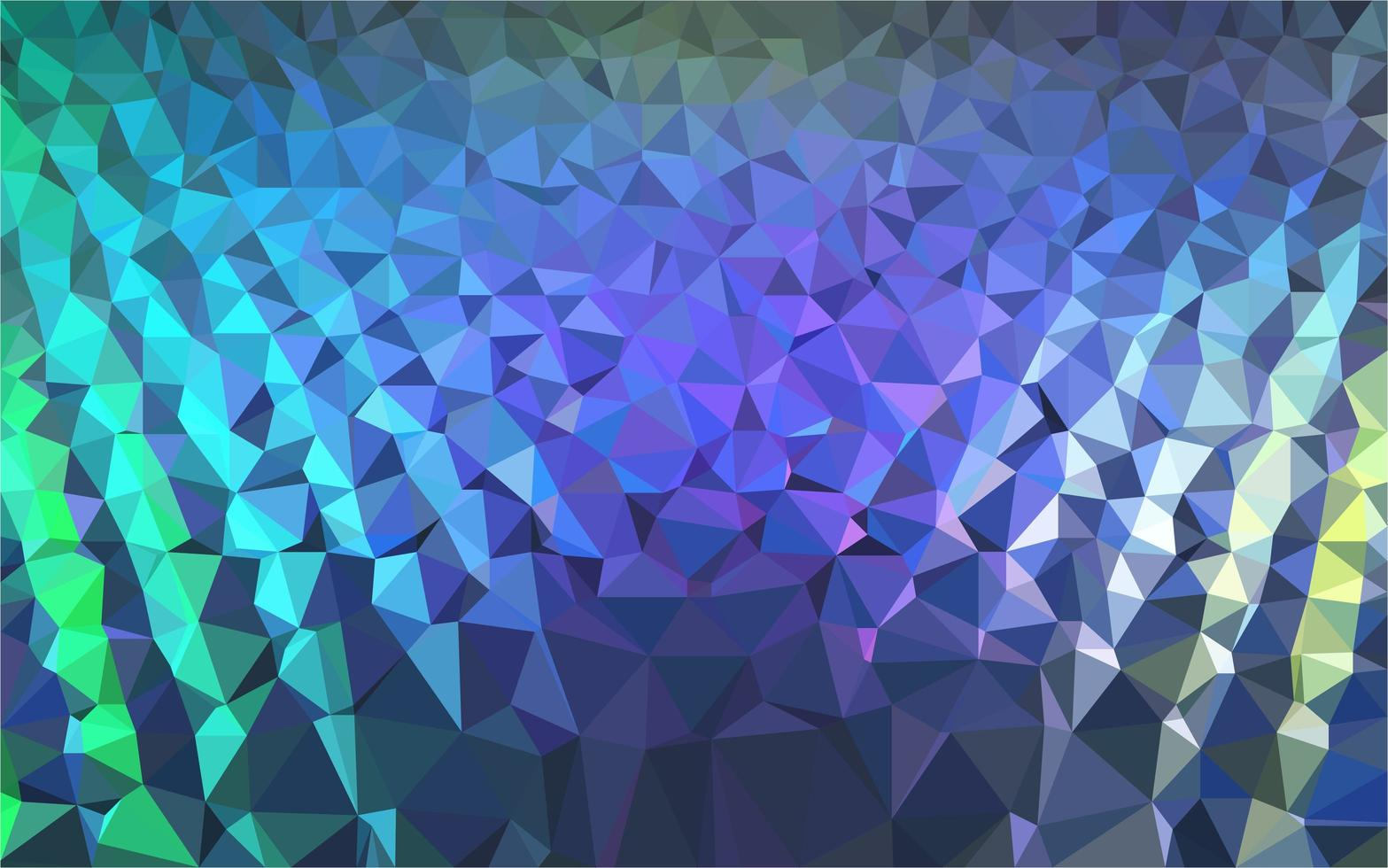 abstrakter Mosaikhintergrund vektor