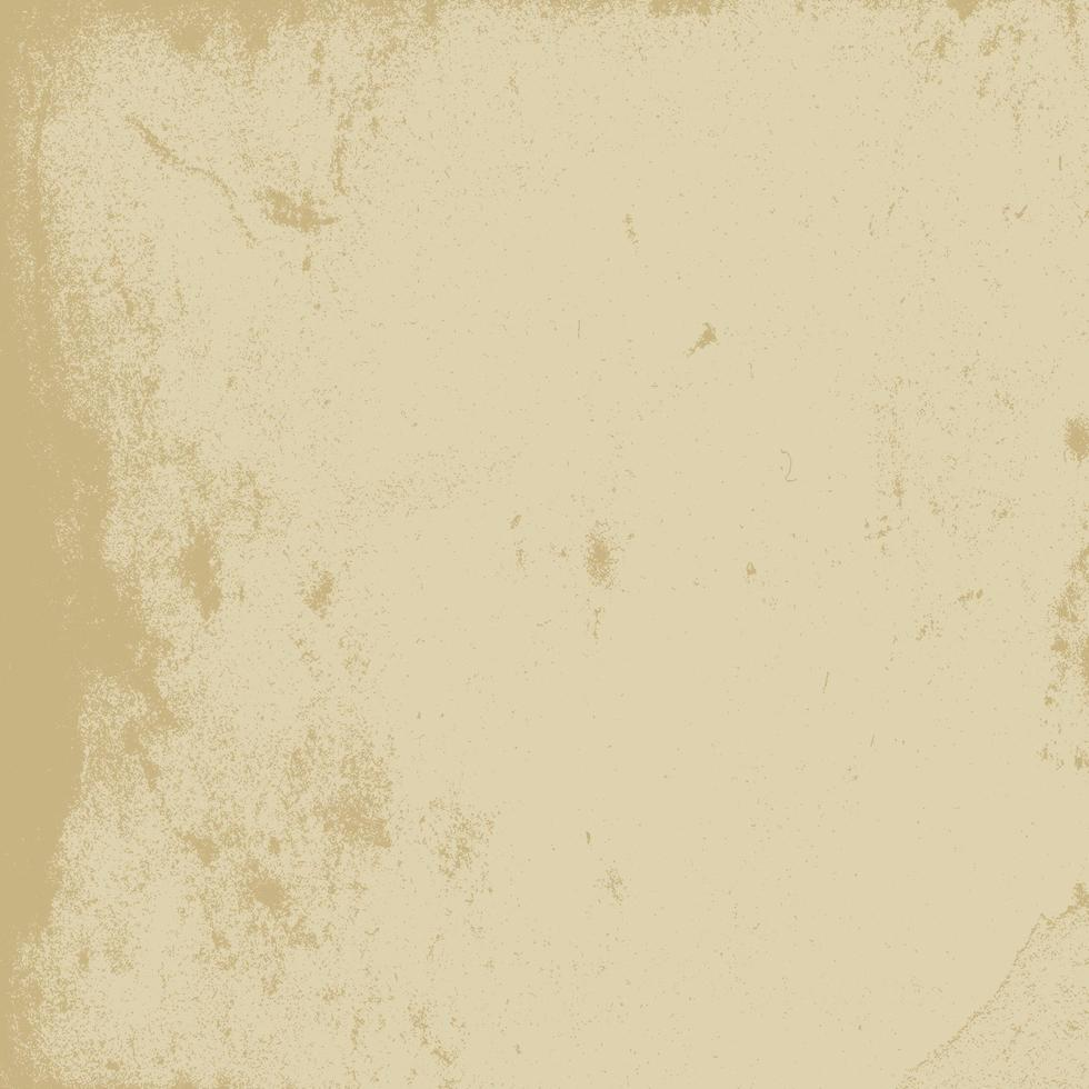 Sepia Grunge Papier Textur vektor