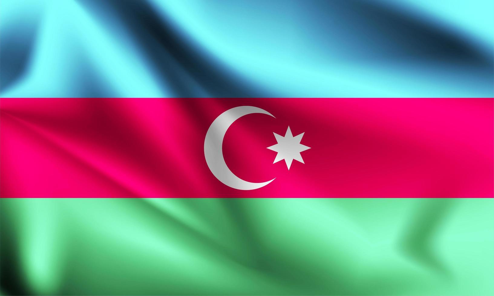 Aserbaidschan 3d Flag Download Kostenlos Vector Clipart Graphics Vektorgrafiken Und Design Vorlagen