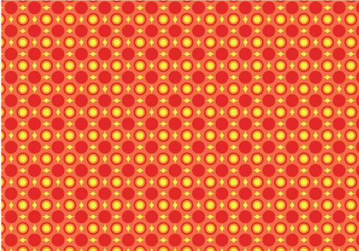 Geometrisches Wiederholungsmuster vektor