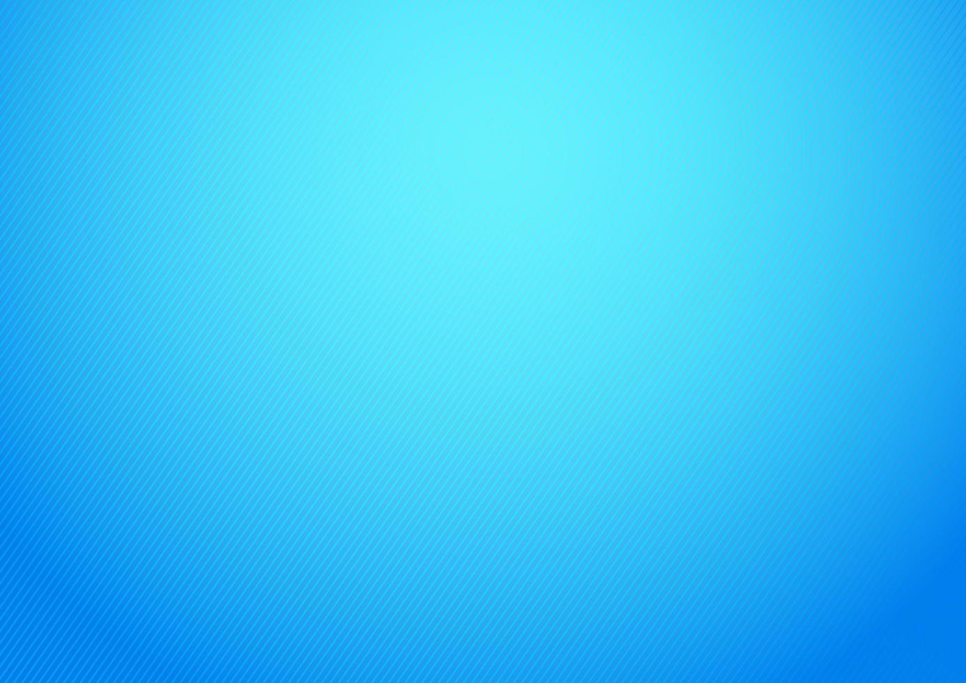 leuchtende blaue diagonale Streifen mit Farbverlauf vektor