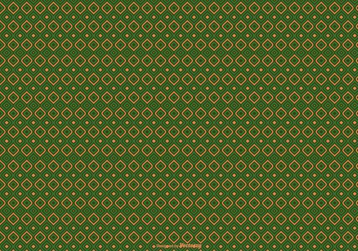 Etnisk stil mönster bakgrund vektor