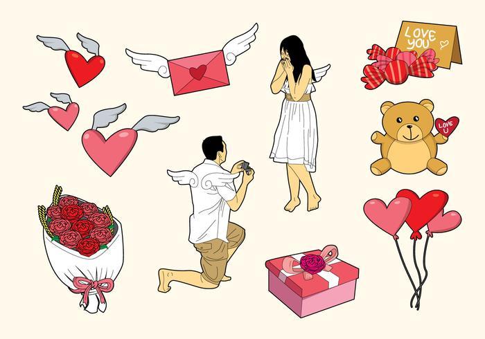Free Marry Me Icon Vektoren