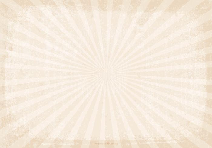 Sunburst Grunge Vector Bakgrund