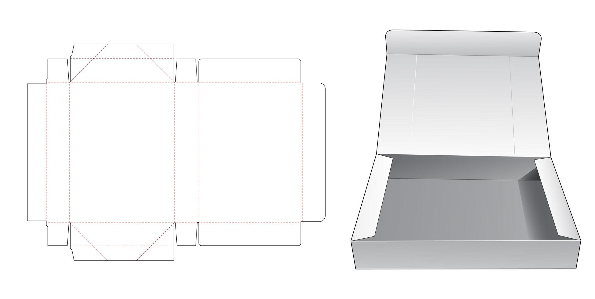 Download And Print Off The Cube Template 12