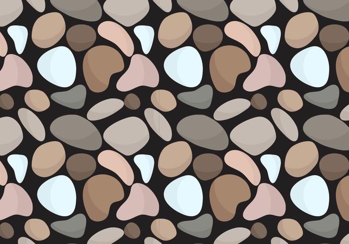 Free Vector Stone Pfad Nahtlose Muster
