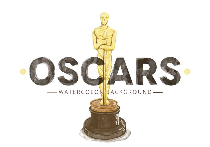 Gratis Oscar Statue vektor