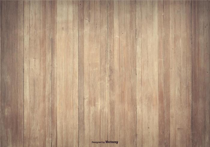 Old Wood Planks Bakgrund vektor