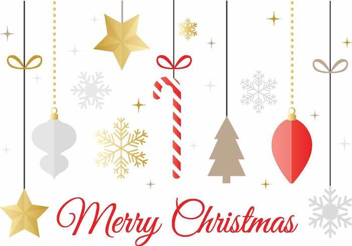 Vector Weihnachten Hintergrund
