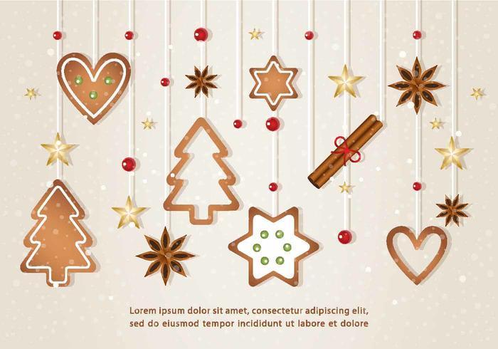 Weihnachten Vektor Elemente
