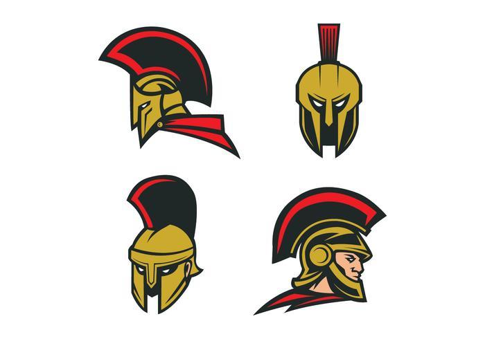 Freier Spartanischer Vektor