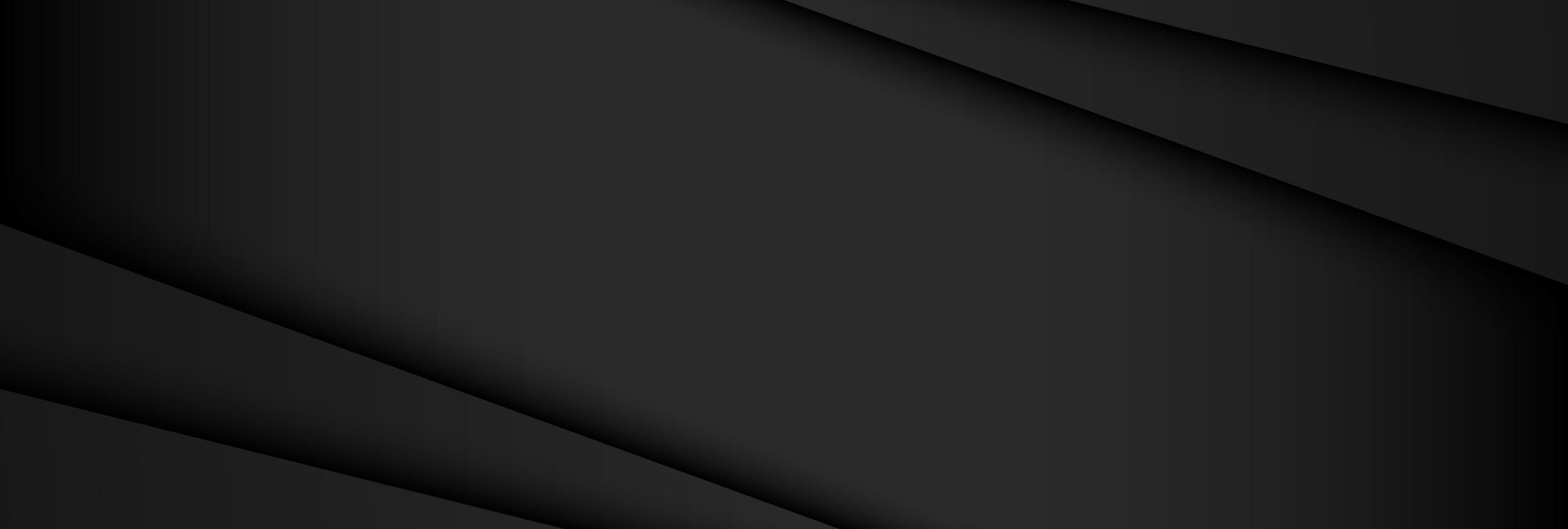 svart vinklat lager abstrakt modern design vektor