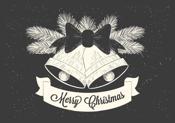 Free Vector Weihnachten Bell