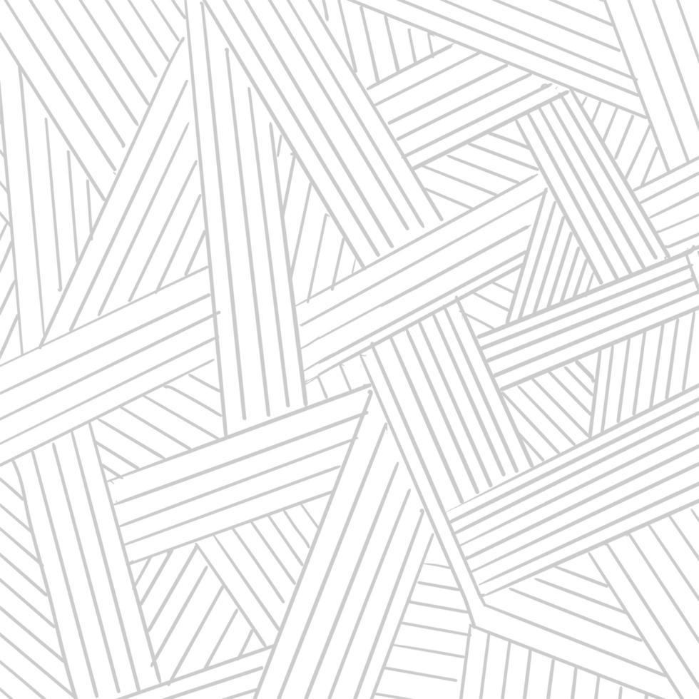 abstrakter geometrischer nahtloser Musterhintergrund vektor