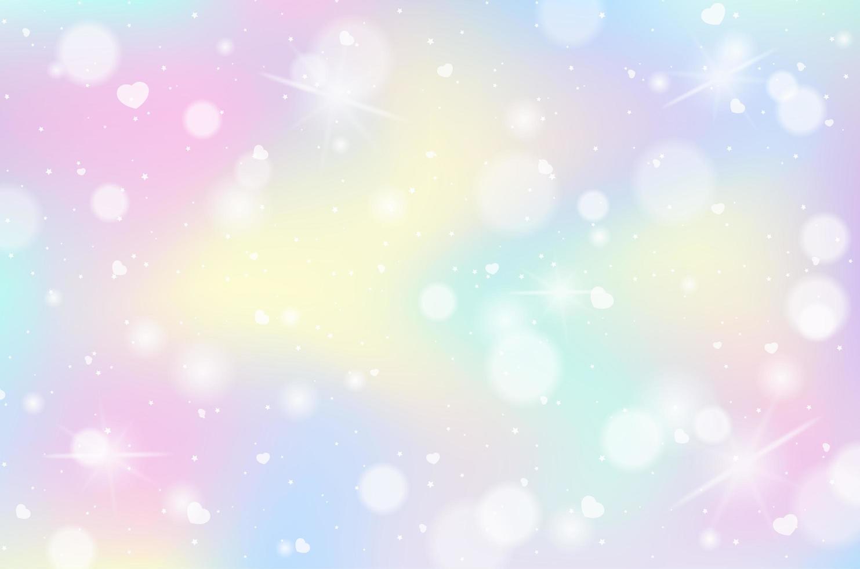 Pastellfarben Hintergrund mit Bokeh-Effekt vektor