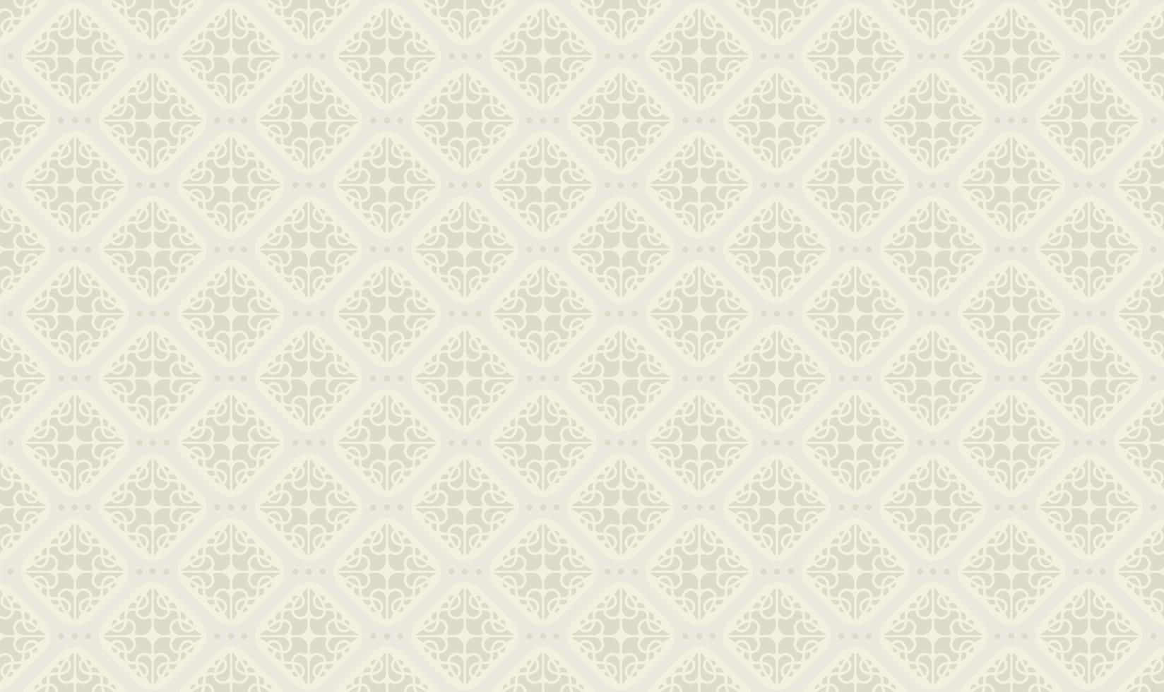 elelgant dekorativt mönster på grått vektor