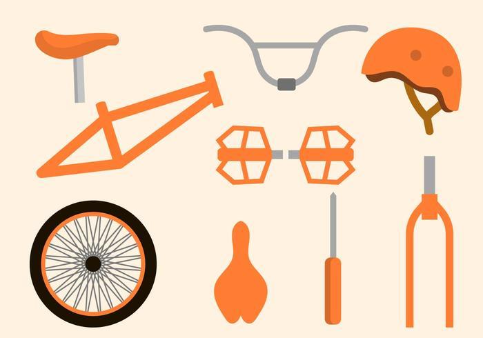 Free Bicycle Vector Sammlungen
