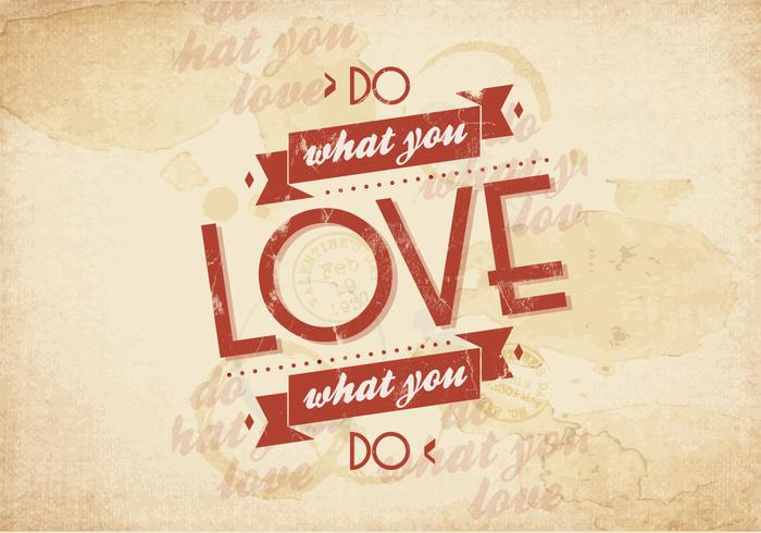 Do What You Vector Liebe