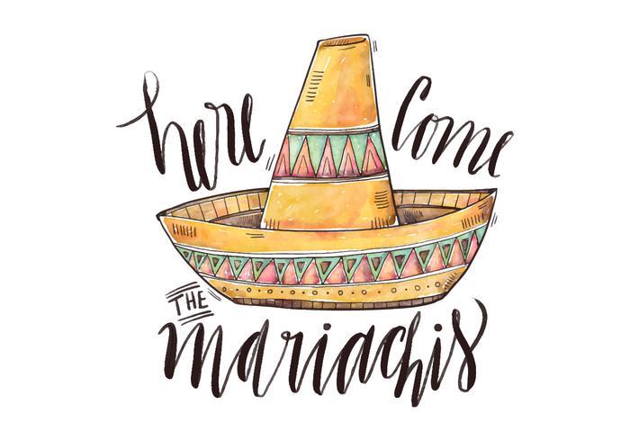 Mexiko Kultur Illustration vektor