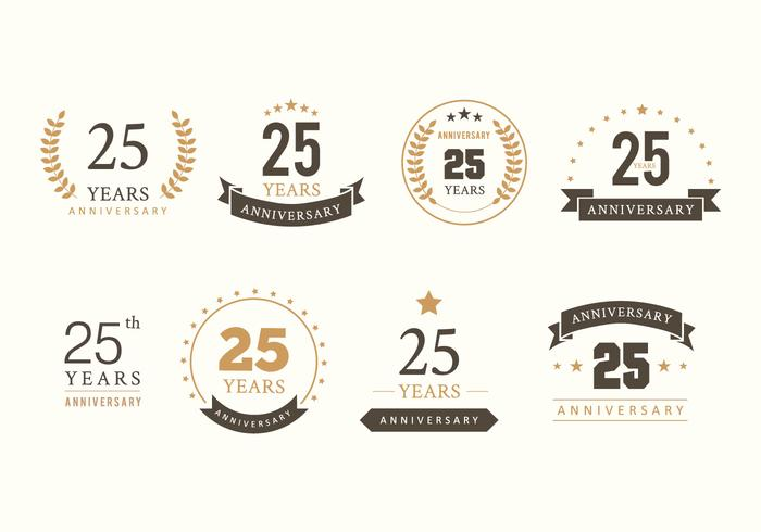 Freier Jahrestag Vektor