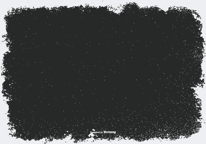 Grunge Frame-Vektor Hintergrund vektor