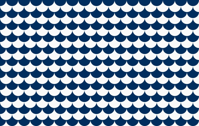 nahtloses Muster des Tränentropfens im japanischen Stil vektor