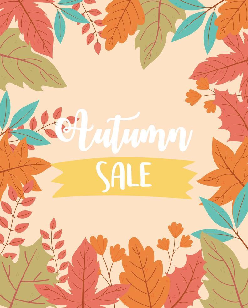 Shopping Sale Special Season Poster vektor