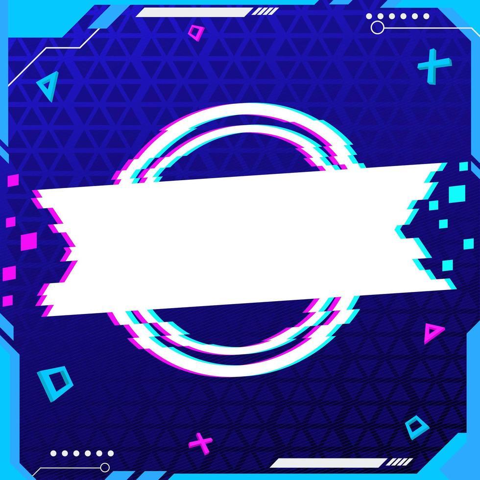 cyber måndag techno bakgrund vektor
