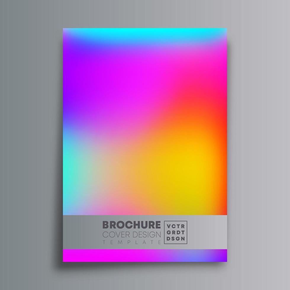färgglada tonad textur bakgrund vektor