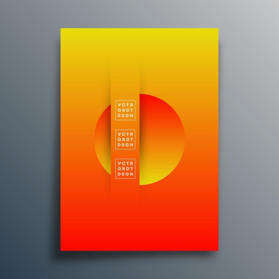 abstrakt bakgrund med lutande texturformer vektor