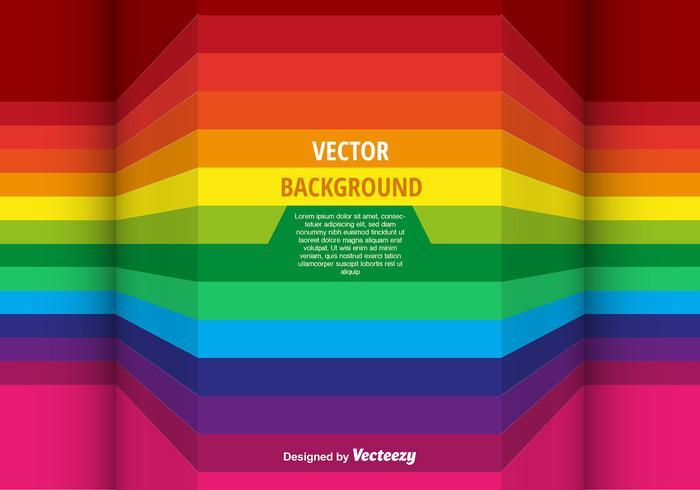 Vector Abstrakte bunte Vorlage