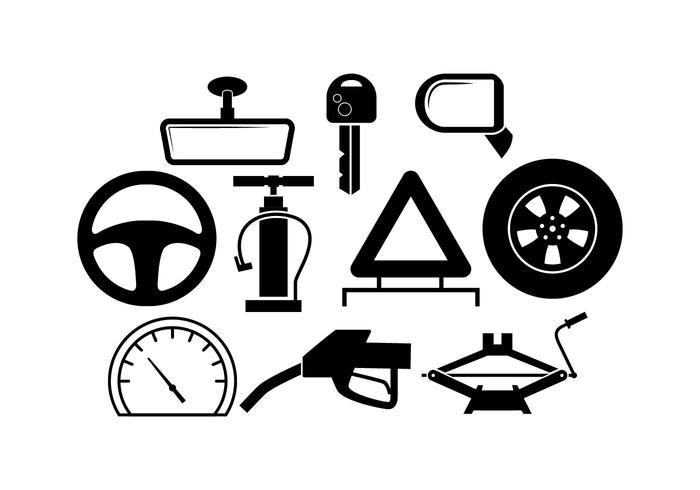 Fria Automotive Vektorer