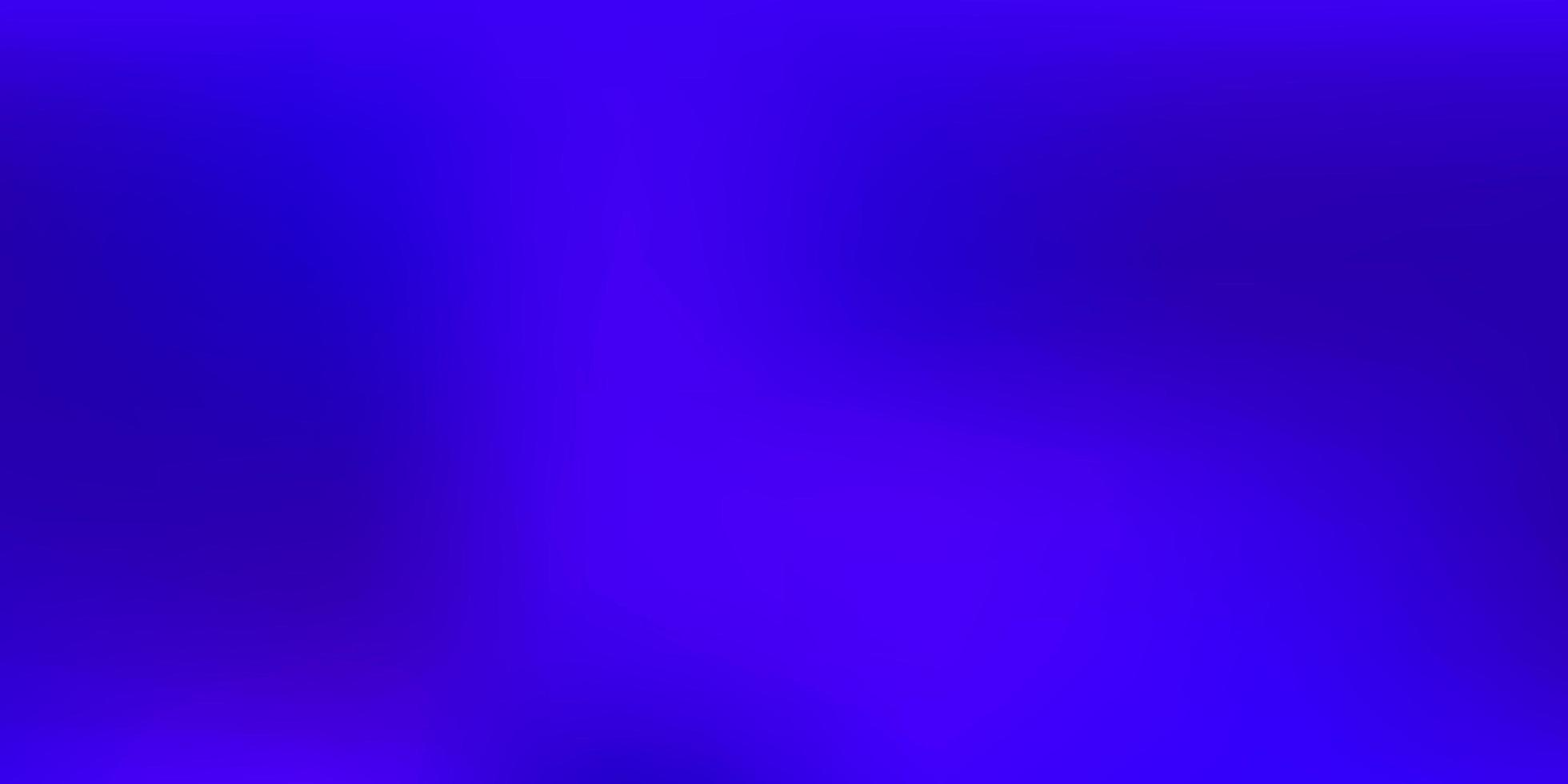 mörkblå suddig bakgrund vektor