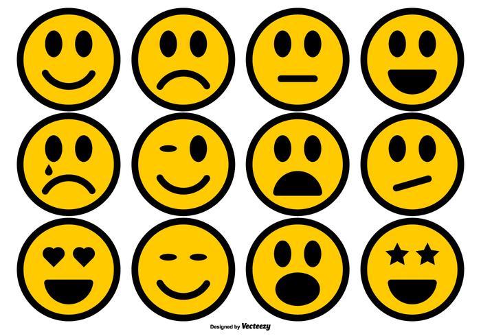 Malbilder Emojis Smileys Und Gesichter Ausdrucken 1