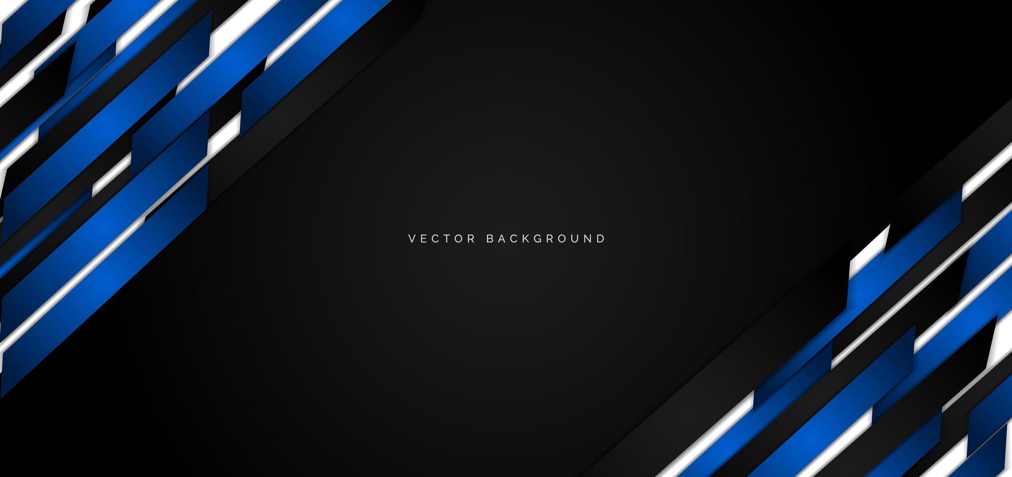 abstrakt företags banner webbdesign vektor