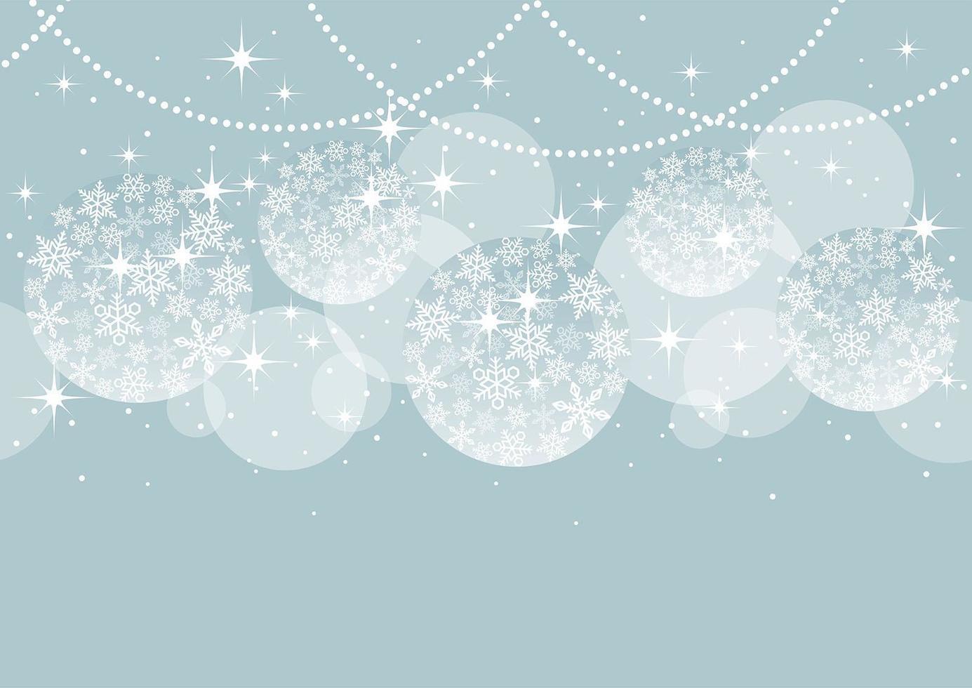 abstrakt jul bakgrund vektor