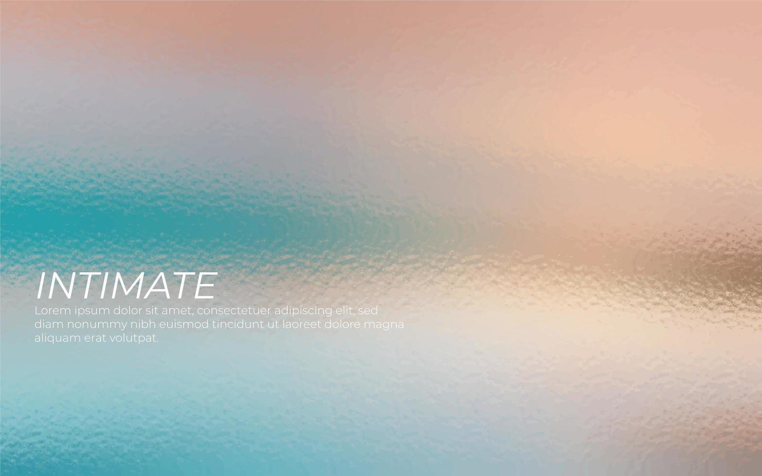 bunter Hintergrund mit schillerndem Glas vektor