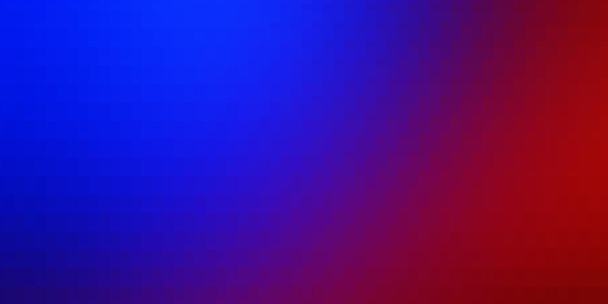 blå och röd konsistens i rektangulär stil. vektor