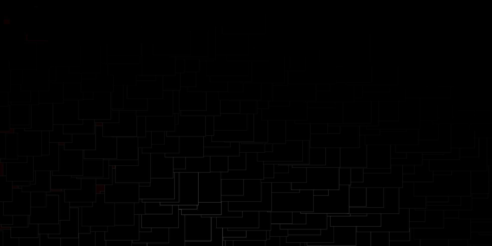 dunkelgraue Vorlage mit Rechtecken. vektor