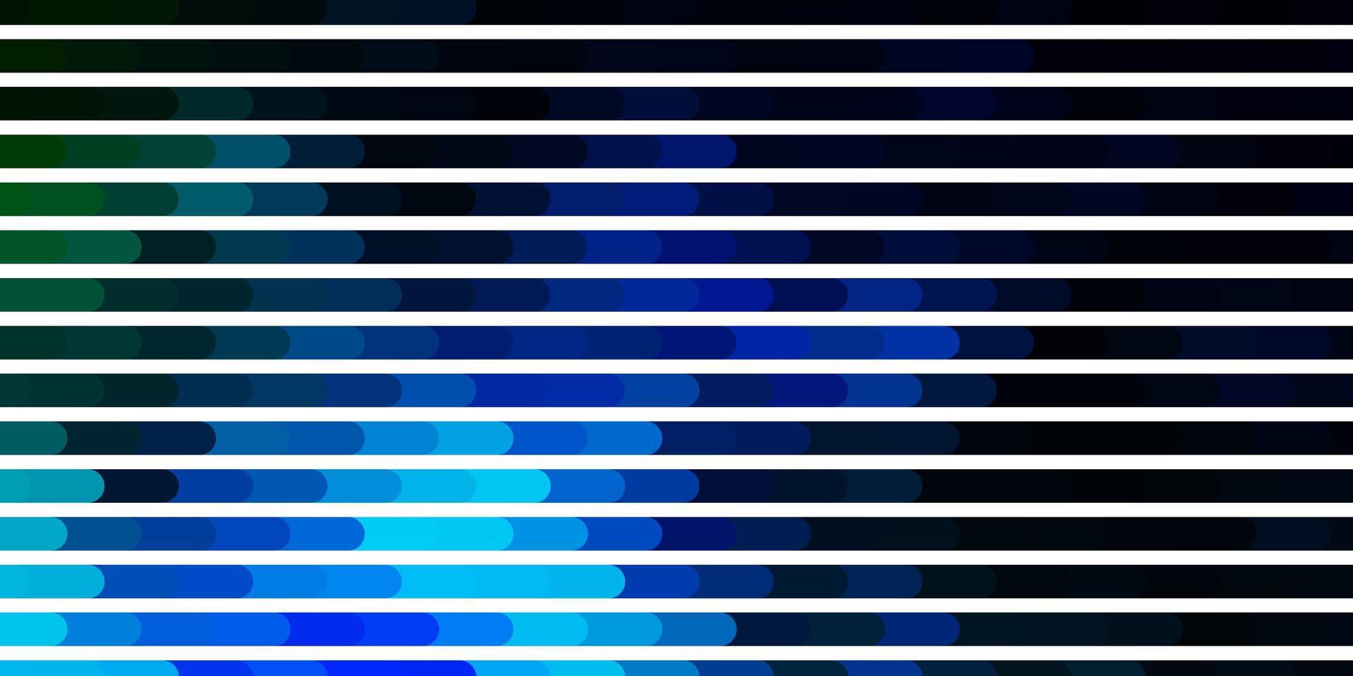 mörkblå och grön bakgrund med linjer. vektor