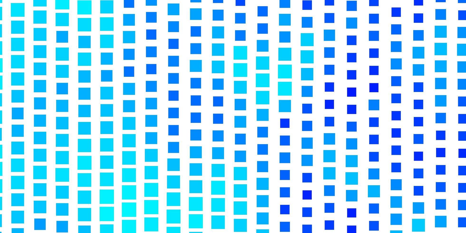 ljusblå mall med rutor vektor