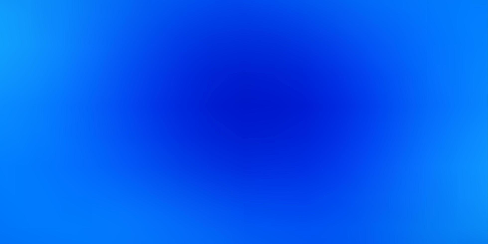 blå abstrakt layout. vektor