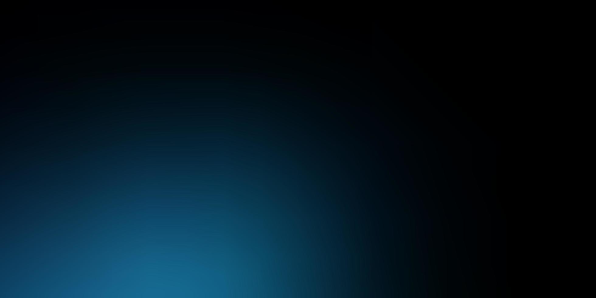mörkblå suddig mall. vektor