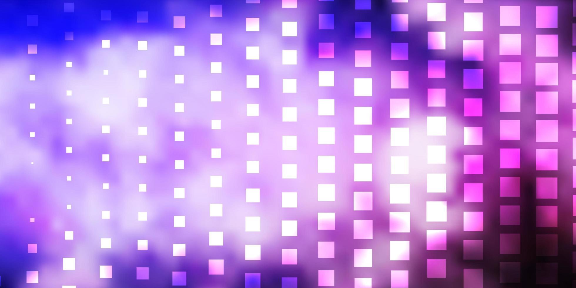 lila Hintergrund mit Rechtecken. vektor